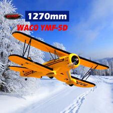 Dynam Waco Yellow 1270mm Wingspan - BNP