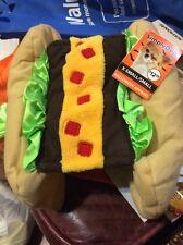 Dog Taco Costume Size XS/S