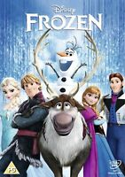 Disney Frozen DVD - MINT - Same Day Dispatch * via SUPER FAST DELIVERY