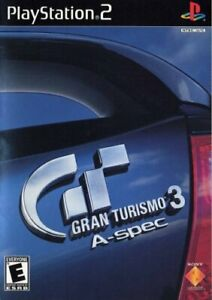 Gran Turismo 3 A-spec - Playstation 2 [Video Game] NEW!