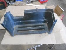 Bombardier Traxter 500 Rotax Xl500 2000 Can Am left foot well rest plastic