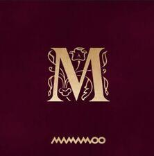 MAMAMOO [MEMORY] 4th Mini Album CD+Foto Buch+Foto Karte K-POP SEALED
