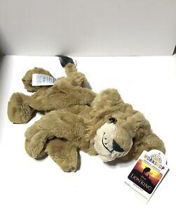Build A Bear Disney Lion King Young Simba Plush UNSTUFFED ~ BRAND NEW