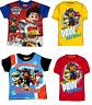 Kids Boys T.Shirt Cotton Short Sleeves Tops Disneys PAW PATROL Crew Neck,3,4,5,6