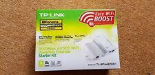 TP-LINK TL-WPA4220 KIT AV500 2-Port WiFi Powerline Extender