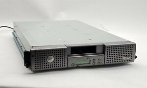 Dell PowerVault 124T LTO4 LTO-4 Tape Drive Autoloader Library 0HYT9P HYT9P