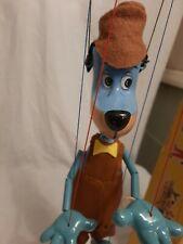 Pelham puppets  Huckleberry Hound Original  Box