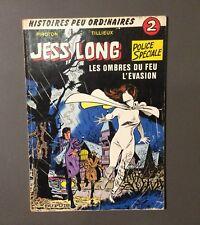 Jess Long n°2. Dupuis 1977 EO