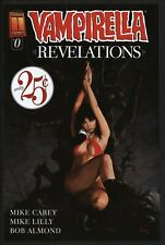 Vampirella Revelations 0 Harris Comics NM-M Unread Joe Jusko cover Vampirella Re