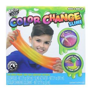 Deluxe Slime Kit   Color Change