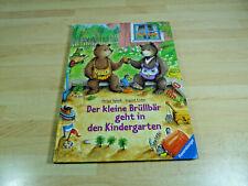 Helga Spieß, Ingrid Uebe: Der kleine Brüllbär geht in den Kindergarten /Gebunden