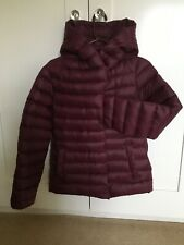 Duck down and feather winter jacket ladies size 10