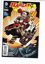 Harley Quinn #8 (2014, DC) Batman 75th Anniversary Variant | NM | Movie Soon!
