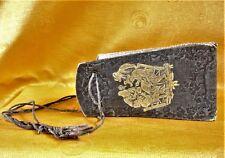 Portafoglio antique Wallet, da Signora, personalizzato con scritte a mano, 1872