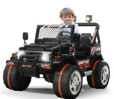 NEW CHEAP *12V* Kids Jeep Ride-On Car! Electric, Remote Control, MP3, LED!