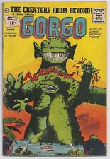 Gorgo #9  GRADE 5.5  Charlton  1962   NO RESERVE !!