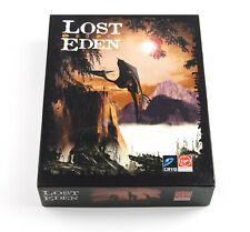 Lost Eden - PC CD-ROM - Deutsch - Big Box / Eurobox - Cryo Interactive
