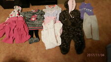 Mixed lot of Infant Girl Clothes- 6 - 9 months