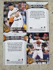 2018 Pittsburgh Pirates Topps National Baseball Card Day SGA complete set
