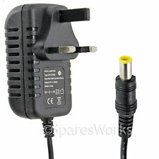 Mains Battery Charger Plug Cable for GTECH AFT001 AR02 AirRam Cordless Vacuum