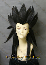 Vegeta Custom Made Cosplay Wig_commission633