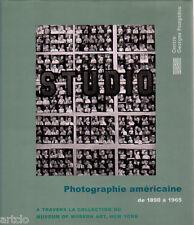 Photographie américaine de 1890 à 1965 -  Museum of Modern Art   New York