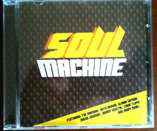 SOUL MACHINE - THE MACHINE/RUTH BROWN/GLORIA GAYNOR/..... - CD Neuf EMBALLE