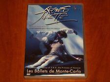 LES BALLETS DE MONTE CARLO ROMEO ET JULIETTE DVD JEAN CHRISTOPHE MAILOTT New