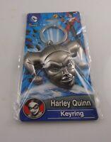 Key ring chain keychain bag charm keyring Harley Quinn DC comics