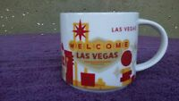 Starbucks Coffee You Are Here Las Vegas  Mug Cup 16oz