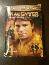 MacGyver The Complete First Season ( 6 Dvd Set)