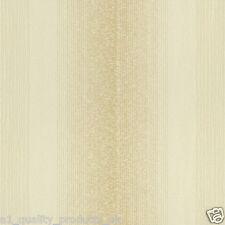Rasch Papier Peint, Style De Marque, Doré, Moderne Rayures, Tissé Effet, 731712