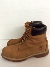 Timberland Men's Boot 6 Inch Classic Premium Wheat  Sz 11.5 Made In USA