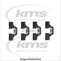 New Genuine BOSCH Brake Pad Accessory Fitting Kit 1 987 474 253 MK2 Top German Q