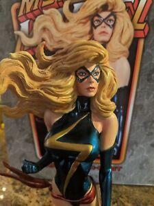 Bowen Ms. Marvel Bust nt kotobukiya iron studios hot toys