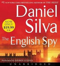 The English Spy by Daniel Silva (CD-Audio, 2016)