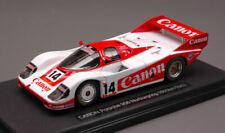 Porsche 956 n.14 nurburgring 83 1:43 auto competizione scala ebbro