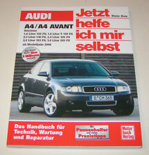 Reparaturanleitung Audi A4 / A4 Avant - ab 2000!
