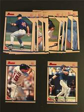1996 Bowman California Angels Team Set 15 Cards