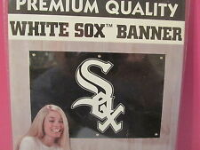 Chicago White Sox Fan Banner 2 x 3 ft flag embroidered Sale Thomas Abreu New