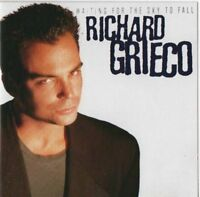 Richard Grieco Waiting for the sky to fall (1995) [CD]
