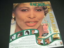 TINA TURNER is the GIRL FROM NUTBUSH original 1993 PROMO POSTER AD mint