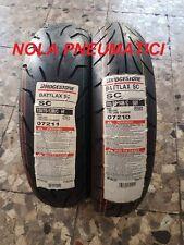 Coppia 120/80-14 58S e 150/70-13 64S BRIDGESTONE SC1 Yamaha MAJESTY 400