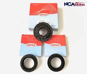 Freelander 2 Rear Differential Oil Seal Set OE Corteco LR023442 LR023440
