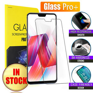 Tempered Glass Screen Protector Guard For Oppo A57 A73 F1S AX5 R9S R11 R11S R15