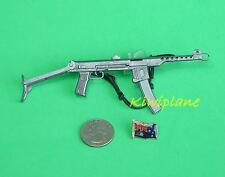 PPS-43 1:6 Scale Action Figure DRAGON PPSh-43 SUBMACHINE GUN SOVIET RUSSIAN