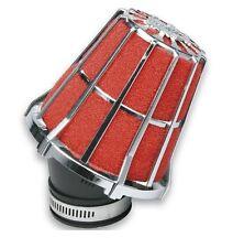 FILTRO ARIA FUNGHETTO MALOSSI RED FILTER E5 PHVA PHBN DIAM 38 CROMATO - 047593K0
