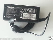 Genuine TOSHIBA Satellite A205 A200 A215 L305 L455 L505 A505 19V Laptop Charger
