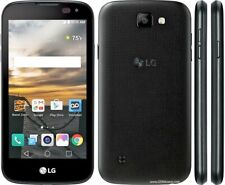 LG K3 (LGLS450) Android Smartphone - 4GB Black - Sprint Network