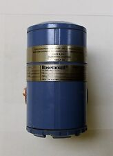 Gently Used Rosemount 2024D2M22A2S1E5 Pressure Transmitter, 0-150 in WC.